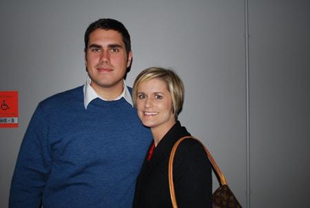 Daniel John Gregory and his wife, Martha MacCallum Shares Three Children