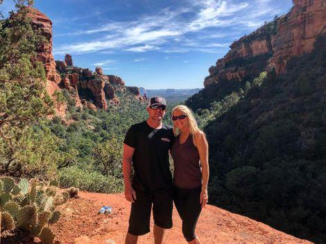 Wes Brown's Wife, Amanda Moye Brown is relishing her marital life with her husband.