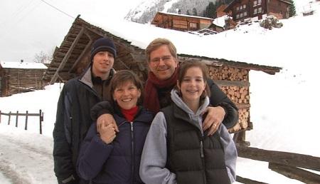 The Dutch DJ, Armin van Buuren and his wife, Erika van Thiel, have been married for over nine years and have two children.